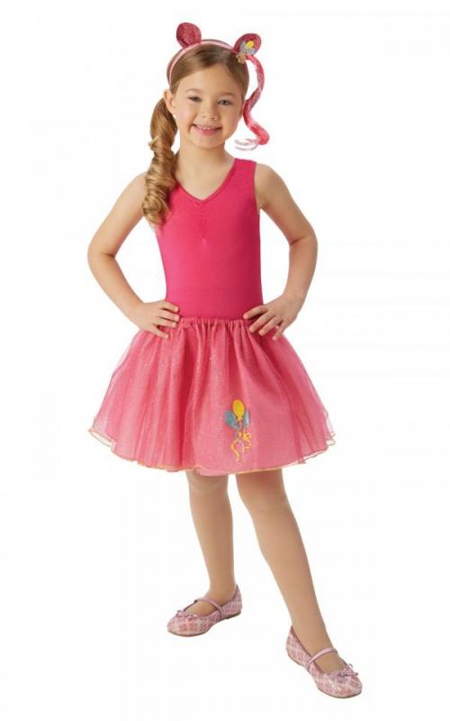Karnevalové doplňky - Dětská sada Pinkie Pie