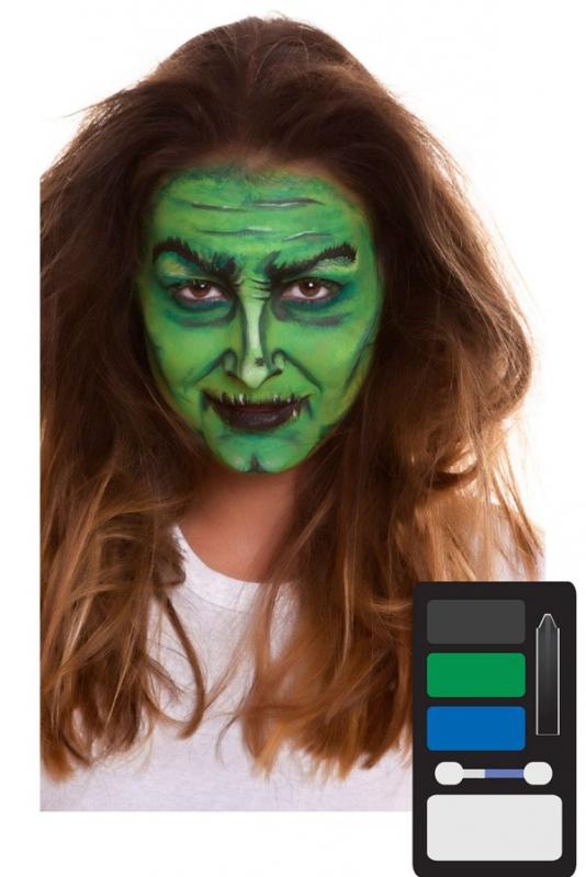 Líčidla a kosmetika - Make up Sada Čarodějnice