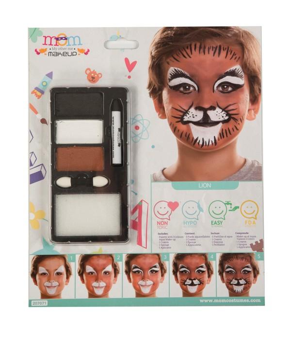 Líčidla a kosmetika - Make up Sada Lev