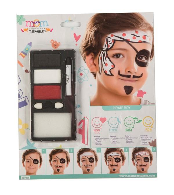 Líčidla a kosmetika - Make up Sada Pirát