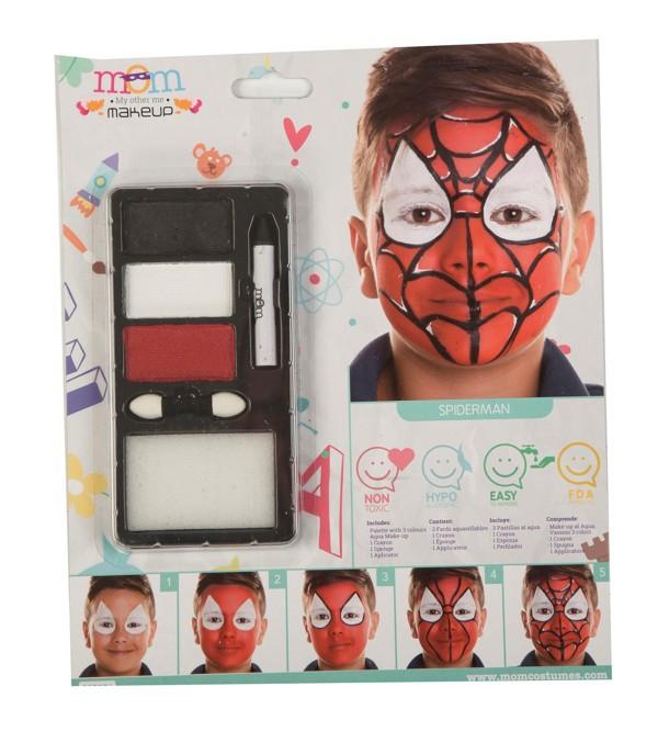 Líčidla a kosmetika - Make up Sada Spiderman