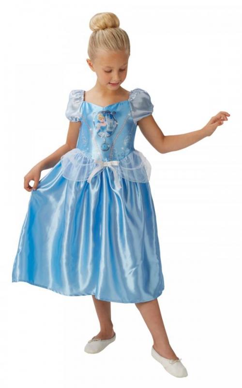 Kostýmy z filmů a pohádek - Dětský kostým Popelka