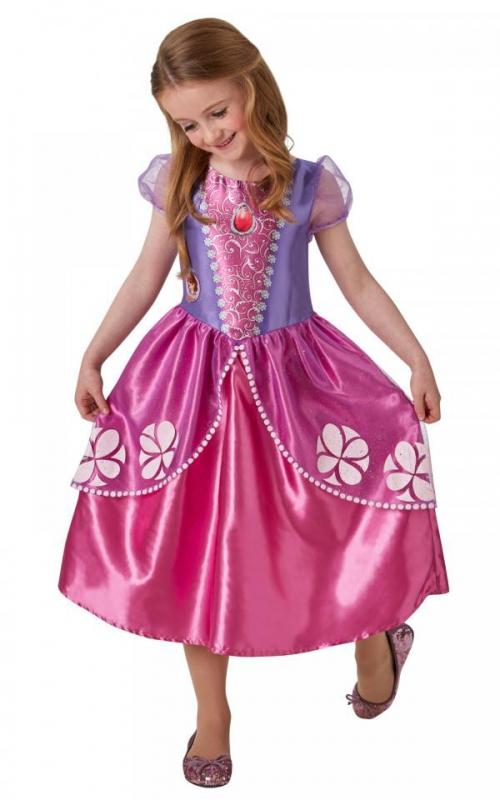 Kostýmy z filmů a pohádek - Dívčí kostým Sofie