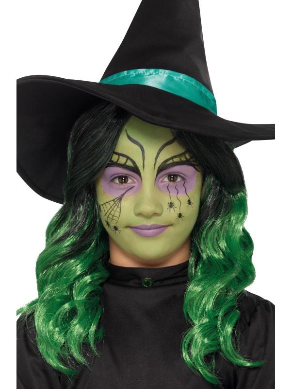 Karnevalové doplňky - Make up Sada Čarodějnice I