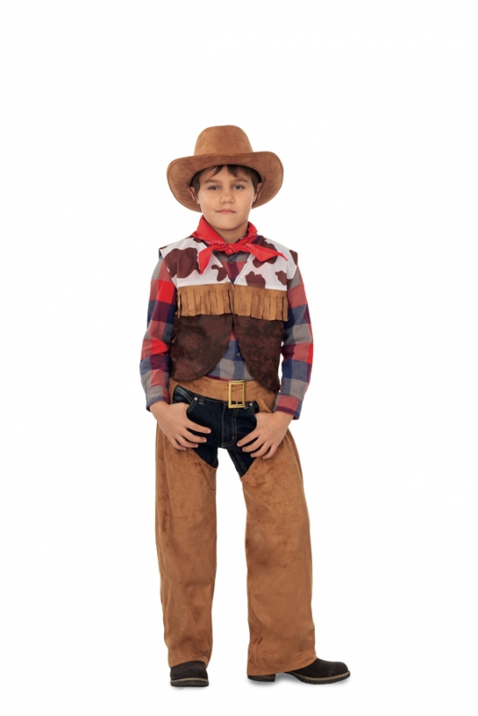 Kovbojové - Dětský kostým Kovboj