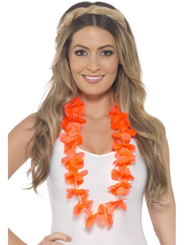 Havajská párty - Levný Hawai věnec