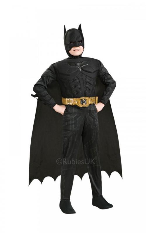 Kostýmy - Dětský kostým Svalnatý Batman navždy