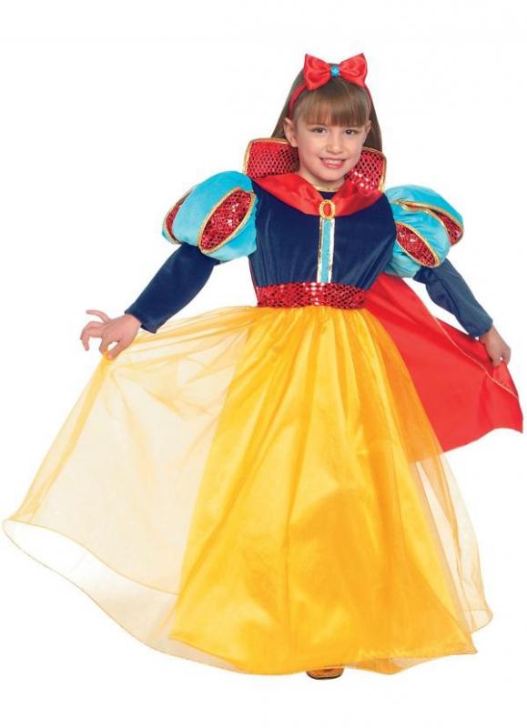 1286b9e4e Kostýmy z filmů a pohádek - Dětský kostým Sněhurka I