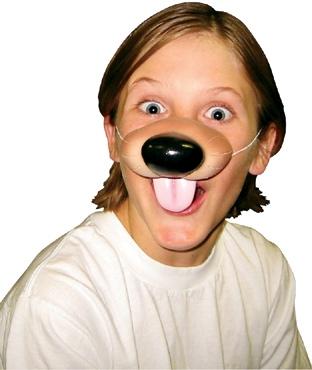 Karnevalové doplňky - Nos Pes