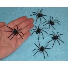 Pavouk plastový malý