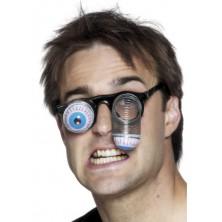 Brýle s očima na pružině