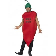 Pánský kostým Chilli Pepper
