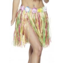 Havajská sukně multi 46 cm