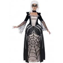Dámský kostým Pavoučí baronka