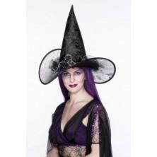 Klobouk Čarodějnice elegantní