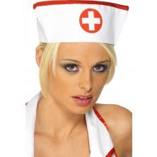 Dámský čepec Zdravotní sestřička