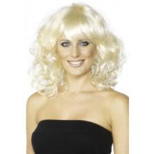 Paruka Foxy blond