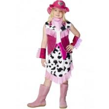 Dívčí kostým Rodeo girl