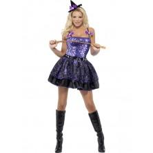 Dámský kostým Sexy čarodějnice III
