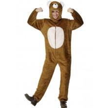 Kostým Medvěd pro dospělé