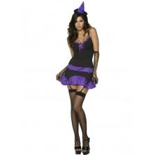 Dámský kostým Sexy čarodějnice 1