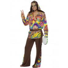 Kostým Hippiesák