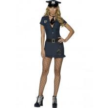 Dámský kostým Sexy policistka IV