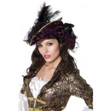 Dámský klobouk Pirátský