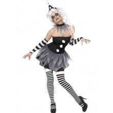 Dámský kostým Pierot Halloween