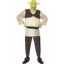 Pánský kostým Shrek