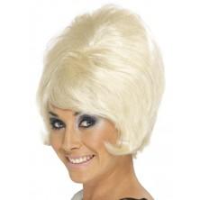 Dámská paruka 60s Beehive blond