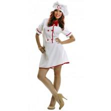 Dámský kostým Kuchařka