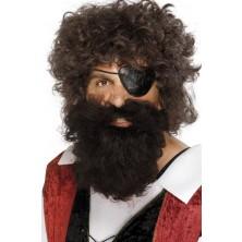 Plnovous Pirát hnědý