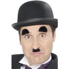 Knír a obočí Chaplin