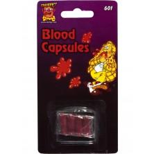 Krvavé kapsle 4 ks