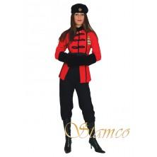 Dámský kostým Kozácká dáma