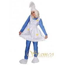Dámský kostým Trpasličí dívka
