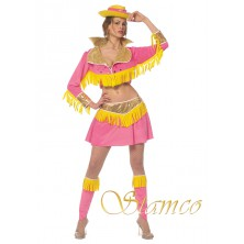 Dámský kostým Las Vegas