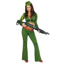 Dámský kostým Sexy vojanda I