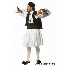 Pánský kostým Řecký kroj