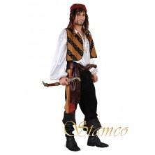 Pánský kostým Pirát II