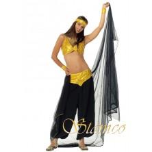 Dámský kostým Břišní tanečnice