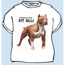 Tričko Pitbull pro dospělé