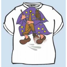 Dětské tričko Čarodějka