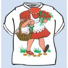 Dětské tričko Karkulka
