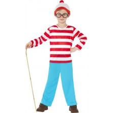 Chlapecký kostým Wheres Wally