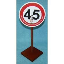 Značka 45 Pro muže Teprve teď nastane
