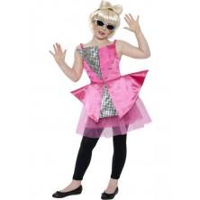 Dívčí kostým Mini dance diva