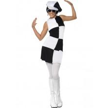 Dámský kostým Party girl