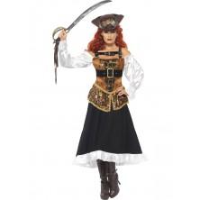 kostým Pirátka pro ženy